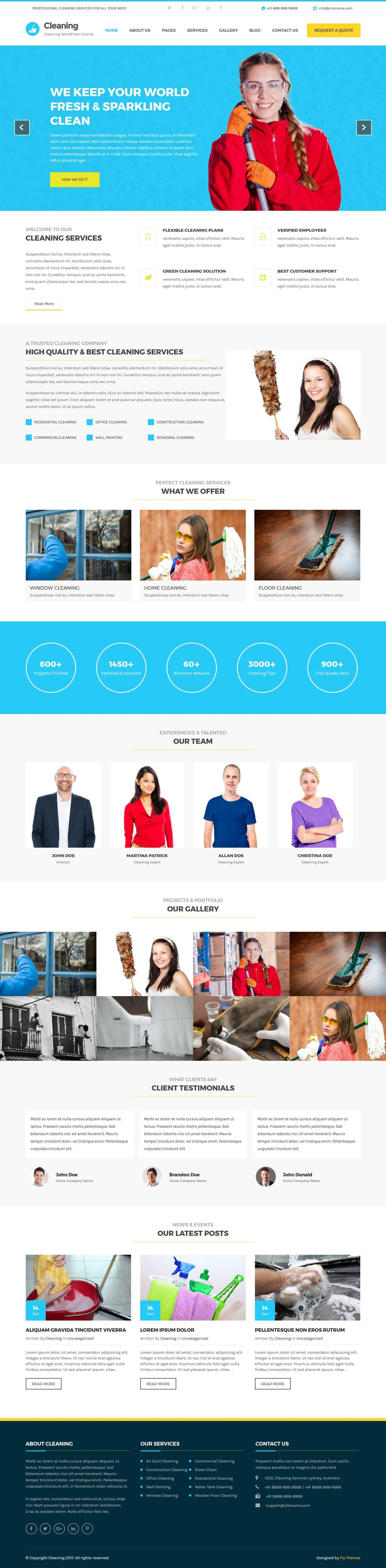 cleaning-wordpress-theme
