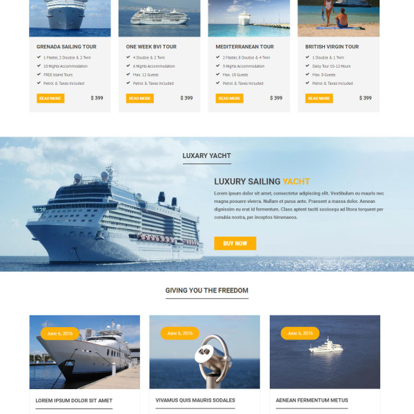 cruise-wordpress-theme