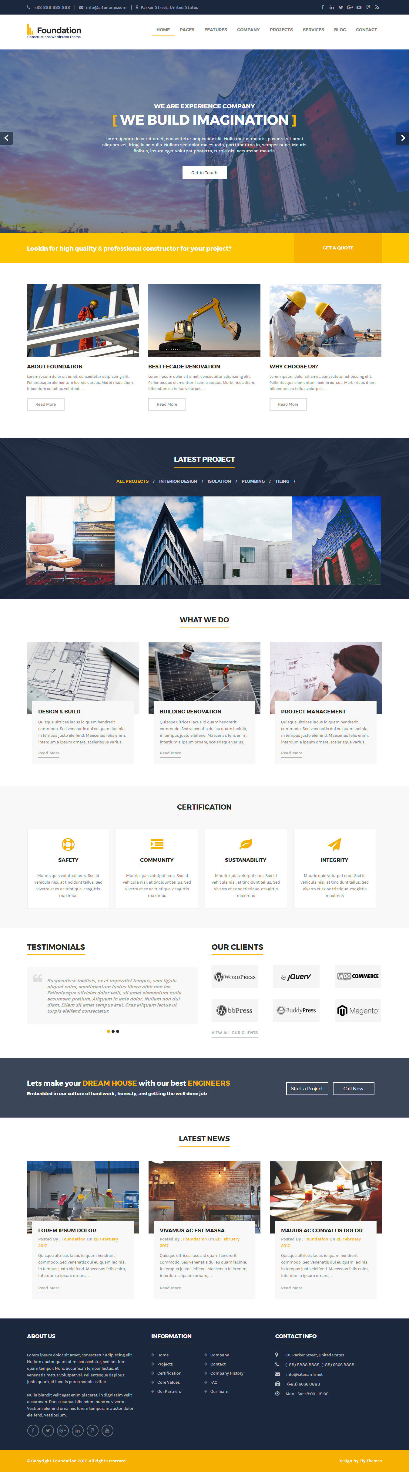 foundation-wordpress-theme