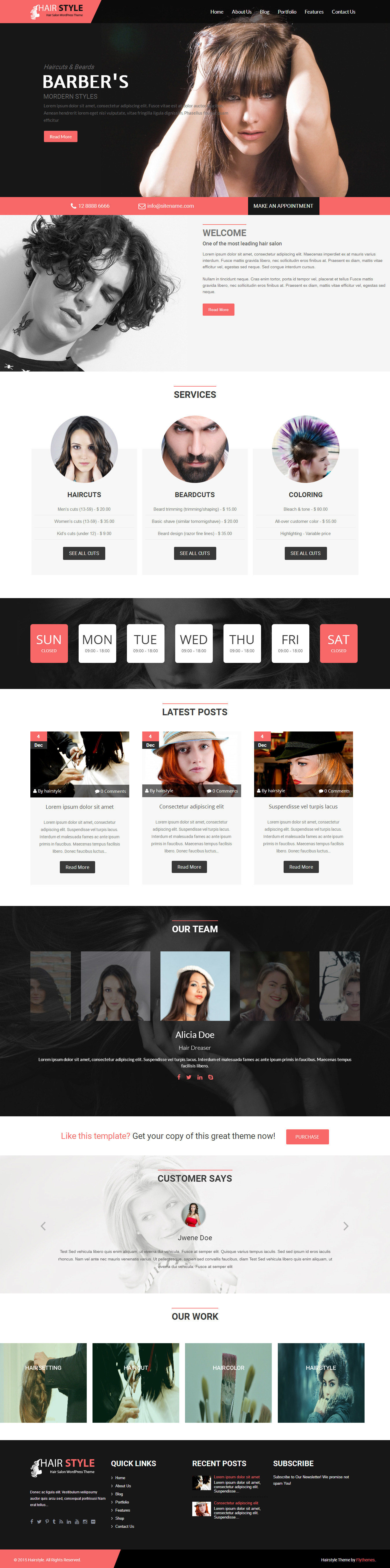hairstyle-salon-wordpress-theme