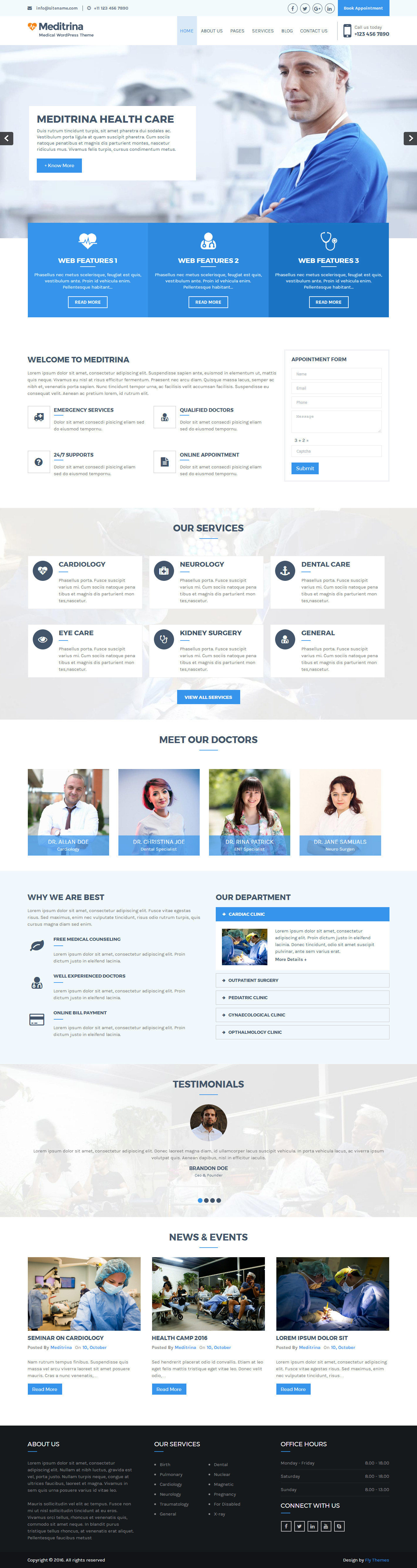 meditrina-wordpress-theme